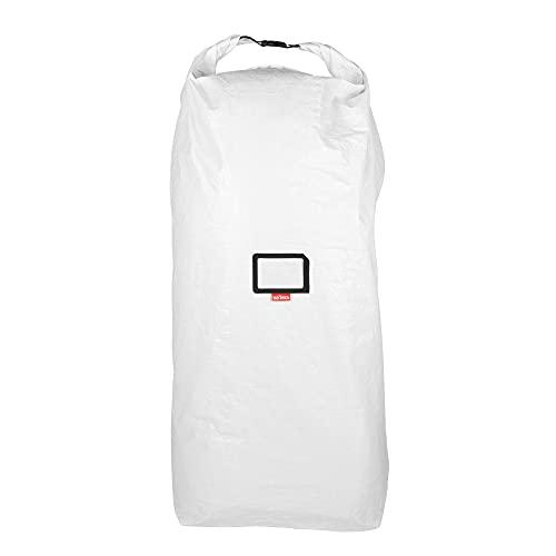 Tatonka Pack Cover Universal Borsa, Bianco, 90-130 l Unisex-Adulto