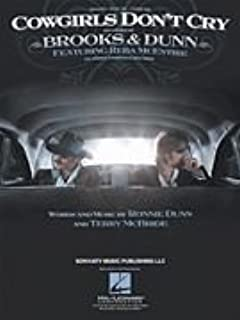 Cowgirls Don't Cry by Brooks & Dunn Featuring Reba Mcentire For Piano, Vocal, Guitar Sheet Music