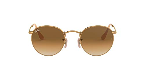 Ray-Ban RB 3447 Gafas de sol, Dorado (Gold), 50 mm Unisex Adulto