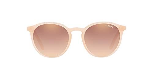 Vogue Eyewear 0VO5215S Occhiali da Sole, Multicolore (Opal Melon), 51 Donna