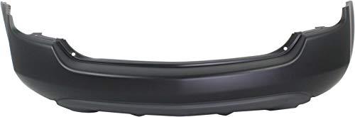 07 nissan murano rear bumper - 3