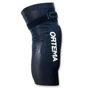 ORTEMA GP 5 Knieprotektor Gr.S, Kindergröße (Level 2) - Premium Knieschützer im schlanken, weichen und flexiblen Design - für MTB/Enduro/Freeride/Downhill/Skateboard/Inliner & mehr
