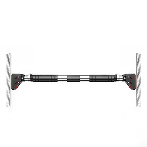 Musculación Barras horizontales para Puertas dominadas Barras para Colgar en la Pared de Interiores para el hogar Postes Individuales para el hogar Equipos de Gimnasia ⭐