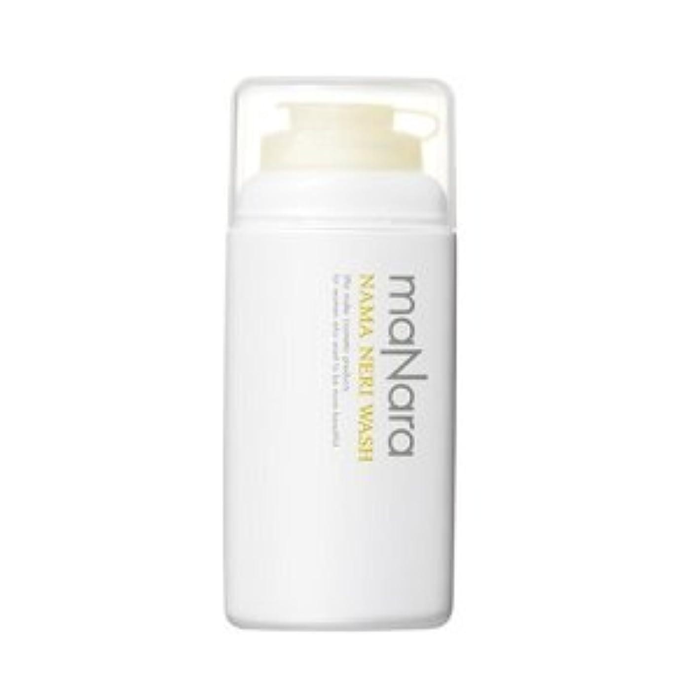 カップ周術期遊具マナラ 生練り洗顔 60g