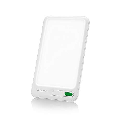 Medisana LT 460 Tageslichtlampe, Tageslichtleuchte mit einer Lichtstärke von 10.000 Lux ,Lichttherapie gegen Depressionen, Winterdepressionen, LED-Lichtdusche