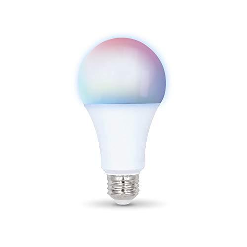 Lâmpada LED Bulbo Inteligente Colorida Dimerizável Wi-Fi - Multilaser Liv - SE224