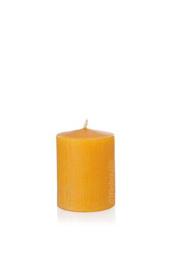 Unbekannt Wiedemann Kerzen, 100% Bienenwachskerzen, 100 x 80 mm, 4 Stück
