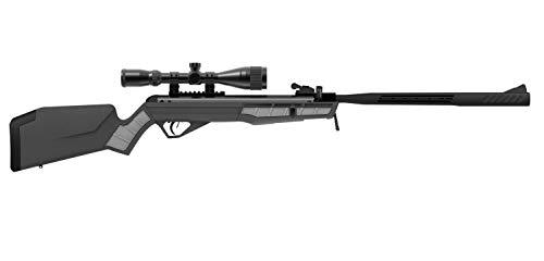 Crosman CMU7SXS Magfire Ultra .177-Caliber Multi-Shot Auto-Loading Break Barrel Air Rifle with 3-9x40 Scope, Black