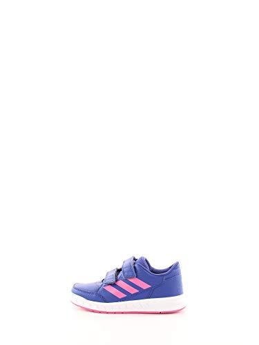 adidas Jungen Unisex-Kinder AltaSport Cf K Fitnessschuhe, Mehrfarbig (Multicolor 000), 31 EU