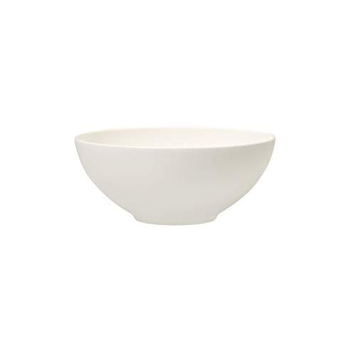 Villeroy und Boch - Royal Schälchen, 600 ml, 15 cm, formschöne Dessert-Schüssel, Premium Bone Porzellan, spülmaschinen-, mikrowellengeeignet, Weiß