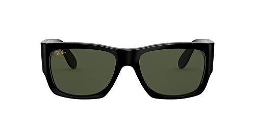 Ray-Ban 0RB2187 Gafas, Black, 54 Unisex
