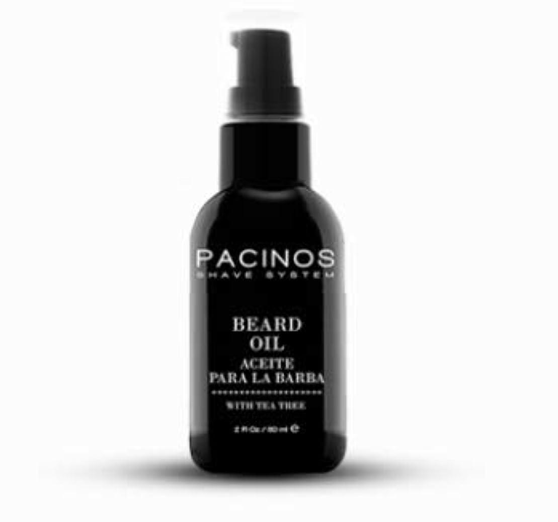 登録する羊飼い探偵PACINOS Beard Oil 2oz
