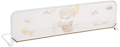 Cam il Mondo del Bambino V493/240 Dolcenanna Pop Barriera, Multicolore (240 Orso Re)