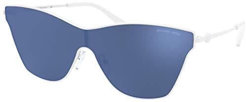 Michael Kors gafas de sol MK1063 LARISSA 199955 Blanco azul tamaño de 44 mm de Mujer