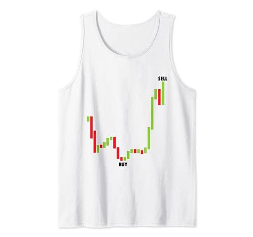 Stock Trading Compra basso Vendi alto Giorno Trading Canotta