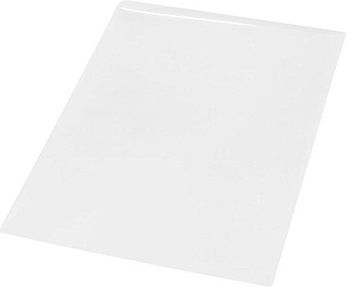 BJZ ESD-Laminierfolie DIN A4 leitfähig, 100 Stück, transparent