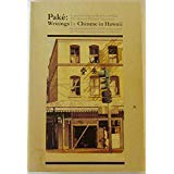 Pake: Writings by Chinese in Hawaii