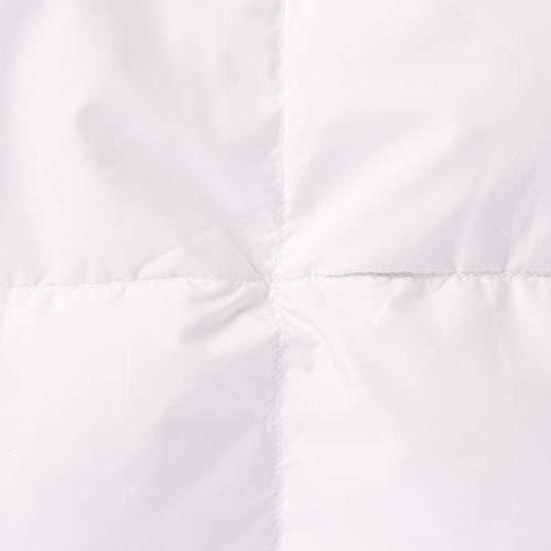 無印良品グレー羽毛掛ふとん・軽量一層式/S150×210cm82049565