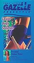 Tony Little's Gazelle Freestyle: Lower Body Solution Workout