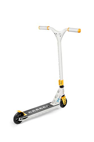 Micro Mobility Stundscooter mx trixx 2.0 Grey/Yellow