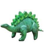 Goodtimes Dinosaurier Stegosaurus aufblasbar - Kinderspielzeug - PVC Artikel - Dekoration