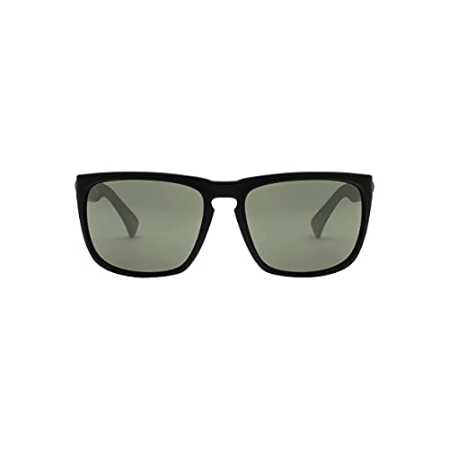 Electric - Knoxville XL, Sunglasses, Matte Black Frame, Gray Lenses