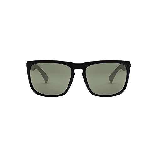Electric - Knoxville XL, Sunglasses, Matte Black Frame, Grey Lenses