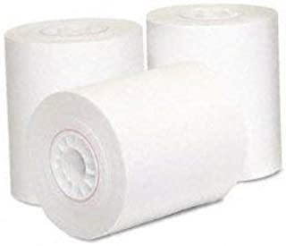 Thermal Paper for the VX520 DC Contactless Credit Card Terminal (Pack of 10)