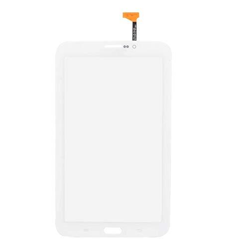 Liluyao Repuestos móviles For Samsung Galaxy Tab 3 7.0 / T211 digitalizador de Pantalla táctil (Color : Blanco)