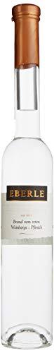 Eberle Brand vom roten Weinbergs-Pfirsich 350 ml, 1er Pack (1 x 350 ml)