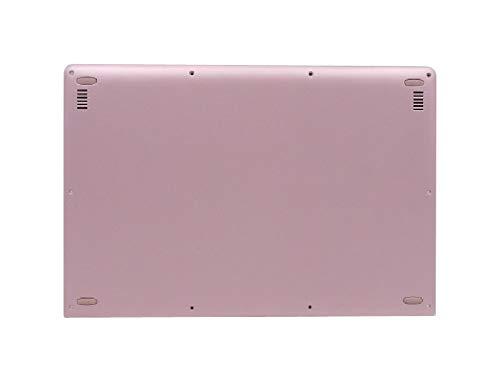 RTDpart Estuche Inferior para computadora portátil para Lenovo Yoga 3 Pro 1370 5CB0J76541 Base de Cubierta Inferior Rosa Nuevo