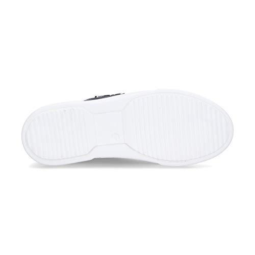 PHILIPP PLEIN Sneakers Skull Nera(91PPD), Schwarz - Schwarz - Größe: 39 EU