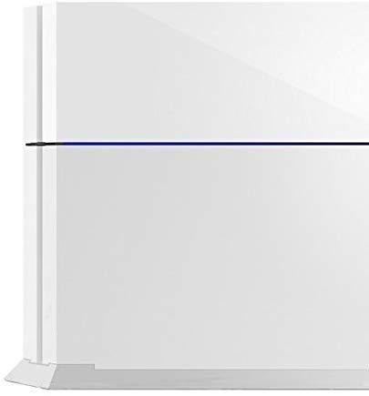 Kailisen PS4 Vertikaler Standfuß für Playstation 4 mit integrierten Kühlschächten und rutschfesten Füßen, Weiß