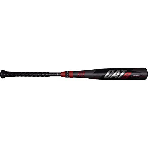 Marucci CAT9 CONNECT -10 USSSA Senior League Baseball Bat, 2 3/4' Barrel, 29'/...