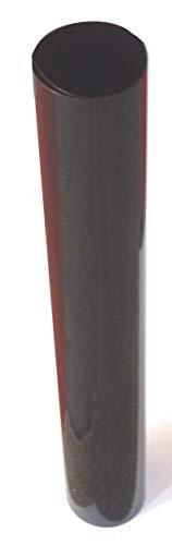 EXCOLO 10m Wurzelsperre 80cm Wurzel-Stop Bambussperre Wurzelblocker 4,49€/m in schwarz