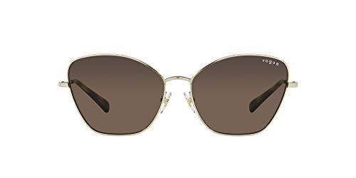 Gafas de Sol Vogue VO 4197S Gold/Brown 58/15/140 mujer