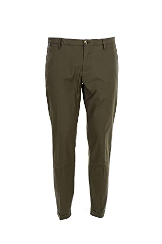 AT.P.CO Pantalone Uomo 54 Verde A221sasa45 Tc506/ta 1/21 Primavera Estate 2021