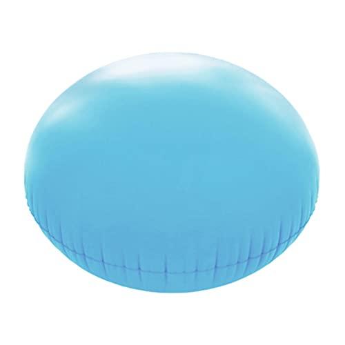AIIY Almohada de piscina de invierno actualizada resistente al frío almohada de aire espesado balanceador de hielo para accesorios de piscina en el suelo