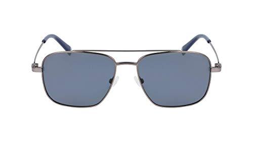 Nautica N4649SP Gafas, Metal metalizado mate, 145 cm para Hombre
