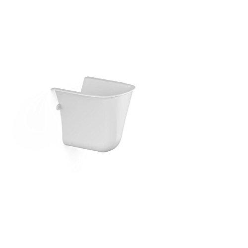 Pressalit R2057 Installationsabdeckung passend für Waschtische R2020 + R2021, Waschtisch-Lifter R4950+R4952, höhenverstellbar, Waschbecken, barrierefrei für Senioren