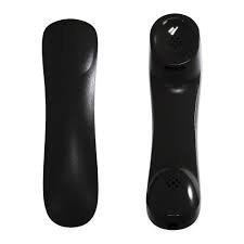 The VoIP Lounge Replacement Black Handset for Avaya Partner Series 2 Euro Phone 6D 18D 34D -  AHSP2