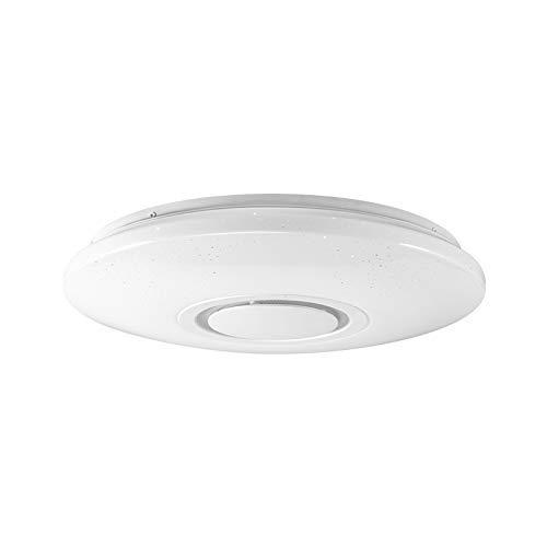 DXX-HR Techo de luz LED inteligente WiFi Inicio Lighing 36W Tuya aplicación de música luz de techo Dormitorio Lámparas de techo de la lámpara inteligente