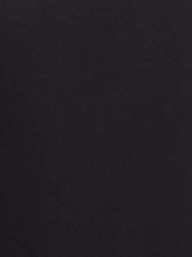 Lacoste Men's Crew Neck Long Sleeve Sweatshirt, Black, XX-Large (Manufacturer size: 7)