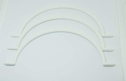 Astralpool PISCINESPEED- Anse de Panier de Skimmer Astral 15 L Standard - Lot DE 3 anses