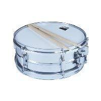 Performance Percussion PP185 - Rullante a 6 tiranti per lato, 36 x 14 cm