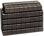 Bündel Brikett 25 kg (Union) incl. 1 x Kohleanzünder (32er Pack)