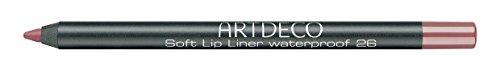 Artdeco Soft Lip Liner Waterproof unisex, Wasserfester Lippenkonturenstift farbe: 12 warm indian...