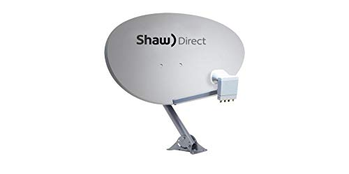 New Shaw Triple Satellite Quad Output Switchable xKu LNB for 60E DISH LNBF