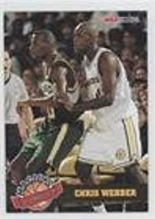 Chris Webber (Basketball Card) 1993-94 NBA Hoops - Magic's All-Rookie Team #1