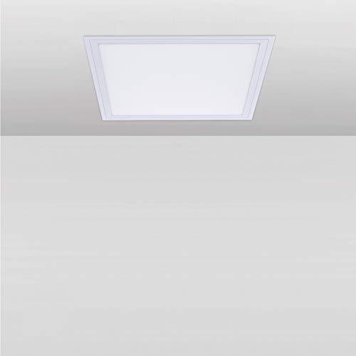 Yafido 24W Pannello LED Quadrato 30x30cm Downlight LED 2050 Lumen 4000K Bianco Neutro ideale per soggiorno, cucina, bagno, camera da letto, ufficio